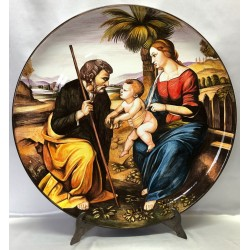 Holy Family with Palma