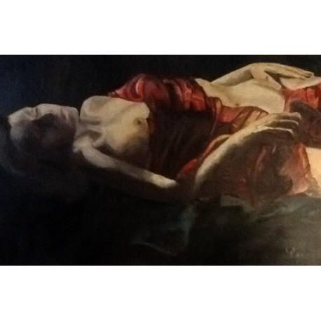 Femme couchée (2)