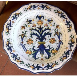 "Bandeja ""Deruta"" de cerámica"
