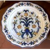 "Ceramic Tray ""Deruta"""