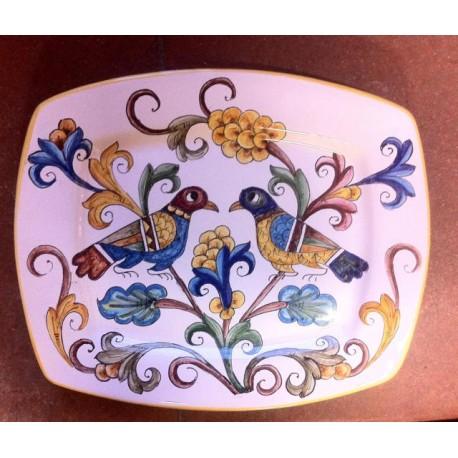 """Ceramic Tray """"bizantino"""""""