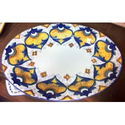 "Tray ""Pavone"" (ceramic)"