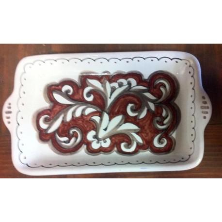 Small tray (ceramic)