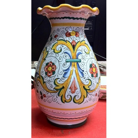 Vaso da fiori in ceramica