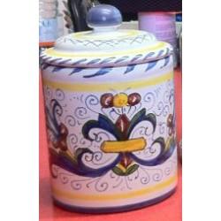 """Keramik-Glas """"Deruta"""""""