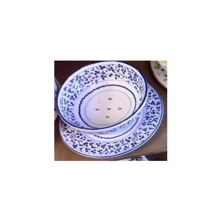 Scolata piccola in ceramica