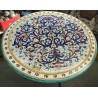 Deruta Ceramic round table