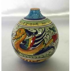 Ceramic Christmas ball