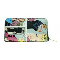 GRAPHIC WALLET FOR WOMEN
