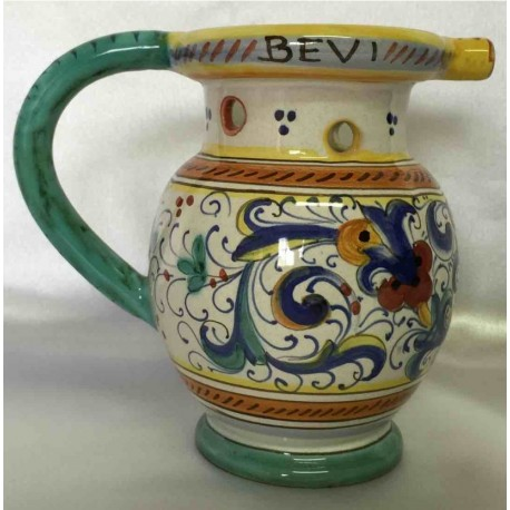 "Amphora ""BEVI SE PUOI"" (Drink if you can)"