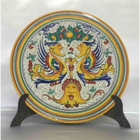 Deruta Keramik Möbelplatte, Raffaello Stil