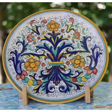 """Deruta Keramik Möbelplatte, """"reiche Deruta"""" -Stil"""